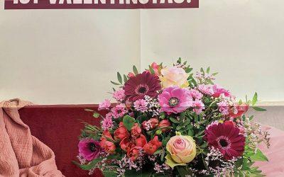 Am 14.2. ist es soweit, Valentinstag, der Tag der Liebenden….